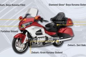Moto-Pack Koruma Paketi ile Motosiklet Tutkunuzu Koruyun!