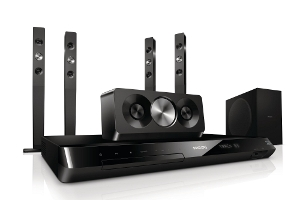Philips'ten Yazlık Sinema Yeni Philips Soundhub HTS5593