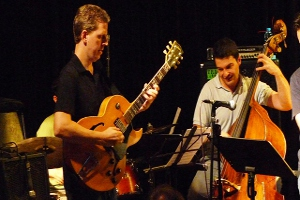 Dave Allen & Matt Hall & Tomi Salesvuo Trio
