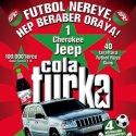 Cola Turka ile Grand Cherokee Jeep Kazanma Şansınız 28 Şubat'a Kadar Sürüyor