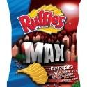 En`lerin Patates Cipsi`nden En Kalın Papates Cipsi: Ruffles Max