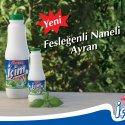 İçim'den Türkiye'de Bir İlk Daha… Fesleğenli-Naneli Ayran