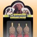 Champion'dan köpeklere özel şiş kebap