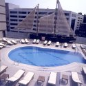 Grand Cevahir Hotel`de Havuz Keyfi...