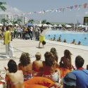 İstanbul' un Kalbinde havuz keyfi... / Gymnasium Sports Center