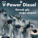 Geliştirilmiş Shell V-Power Diesel ile aracınızın