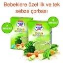 Hero Baby`den Bebeklere Özel Türkiye`nin İlk ve Tek Sebze Çorbası