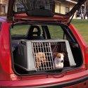 Hem taşıma çantası, hem köpek kulübesi