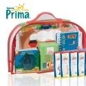 Prima, Gima ve Dahi Bebek İşbriliğiyle Bebeklerin Gelişimine Katkıda Bulunuyor