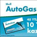 Shell AutoGas'ın yaz kampanyasında boş yok!