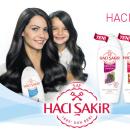 Hacı Şakir Şampuan ve Saç Kremlerine Yeni Formül, Yepyeni Ambalaj