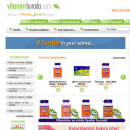 Türkiye`nin İlk Online Vitamin Mağazası