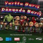 Süper Kahramanlar Türk Telekom ve Marvel İşbirliğiyle 23 Nisan Şenlikleri`nde