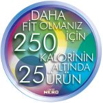 """Caffé Nero'da """"250 kalorinin altında 25 ürün""""!"""