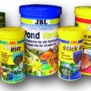 JBL Balık Yemleri Artık Tropikal Güvencesinde