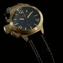 İtalyan tasarımı çizmeyi aştı, saat sektörüne U-Boat`ları fırlattı.