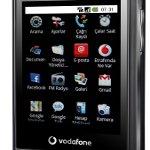 3g´li, Android İşletim Sistemli, Dokunmatik Vodafone 845, Çok Yakında Türkiye´de!