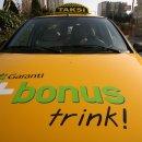 Garanti'den taksilere büyük kolaylık: Bonus Trink Taksi