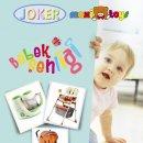 Joker/Maxitoys 2008 Bebek Şenliği heyecanlı ve neşeli sürprizlerle başlıyor !