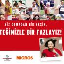 Migros ve P&G projesi 5. yılında 2500 zihinsel engelliye ulaşacak