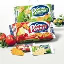 Yazı Gran Pavesi`nin Domatesli - Peynirli ve Zeytinli atıştırmalık çeşitleri ile sağlıklı ve hafif geçirmeye ne dersiniz?