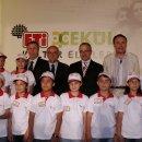 ETİ ve ÇEKÜL, Türkiye'nin kültürel mirasının korunması için 5 yılda 4 bin Kültür Elçisi yetiştirecek