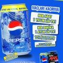 Pepsi Futbol Keyfi heyecanı başlıyor
