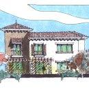Toskana Vadisi'nde Townhouse ve Apartman Daireleri Satışta