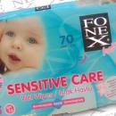 Fonex Islak Mendilleriyle Bebeklere Yumuşak Dokunuş !