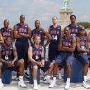 ABD Erkek Basketbol Takımı`nın Formaları Nike`dan
