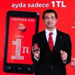Android İşletim Sistemli Akıllı Vodafone 945 Türkiye'de