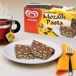 İftardan Sonra Çayın Yanında Bir Dilim Mozaik Pasta