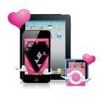 İlk Dokunuşta Aşık Olacağınız iPad ve Birbirinden Canlı Renkleriyle Gönlünüzü Çelecek iPod´lar Sevgililer Gününe Hazır!