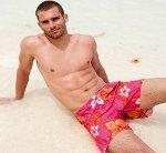 Plajlarda Erkek Şıklığı