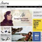 Aşkınız Kadar Kalıcı Bir Hediye Vermek İsteyenlerin Adresi: Matras.com