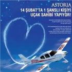 Aşkınızla Sevgililer Günü randevunuz Astoria'da