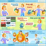 İnternetten Alışveriş Yapanlara, Paralarının Bir Bölümünü Nakit Olarak Geri Veren İlk ve Tek Site
