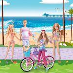 Barbie ile Sahilde Partiye Hazır mısınız?