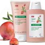 Klorane`dan Saç Rengini ve Işıltısını Koruyan Özel Bir Ürün: Nar Ekstreli Şampuan ve Saç Kremi