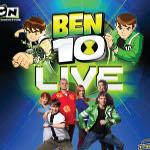 BEN 10 Live'in Kahramanları, Yarı Yıl Tatilinde Forum İstanbul'da