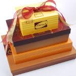 Şeker Bayramında Hoş Sohbet Sizden Enfes Çikolatalar Bind'den