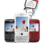 Sevgililer Günü´nde Teknoloji Aşıkları Birbirine Blackberry Akıllı Telefon Hediye Ediyor
