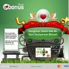 Bonus Card ve Flexi'den Aşıklara Özel 2 İnternet Sitesi