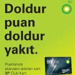 BP Club Puanları Artık Akaryakıt Değerinde !