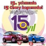 Yılbaşı Alışverişinizi Carousel'den Yapın, 2011 Yılını Yepyeni Otomobilinizle Karşılayın!