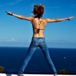 Deniz Mavisine, En Çok `Mavi` Yakışıyor!