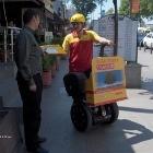 Çevreye en duyarlı taşımacılık ve lojistik şirketi DHL Express