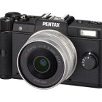 Dünyanın En Küçük ve Hafif Dijital Değiştirilebilir Lens Sistemli Aynasız Fotoğraf Makinesi `PENTAX Q`