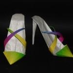 FLO, Fashion's Night Out'a Origami Sanatı ile Renk Katacak…
