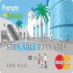 Forum Bonus Card ile Yılbaşı Alışverişi %25 İndirimli